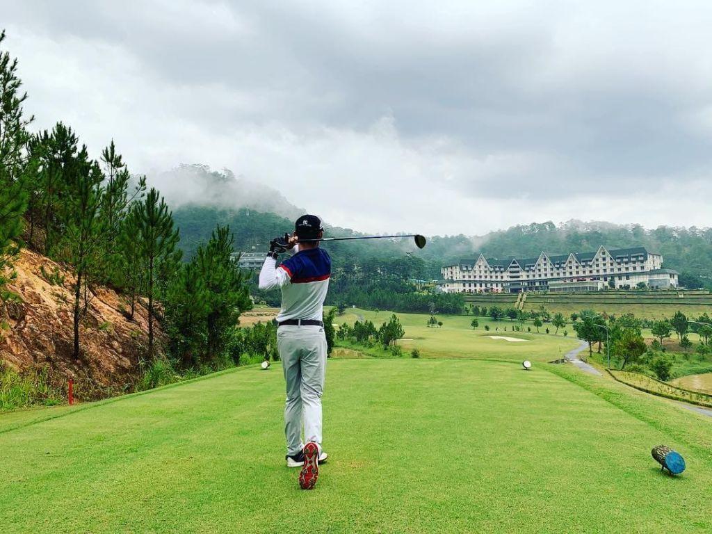 NovaWorld Đà Lạt - sân golf